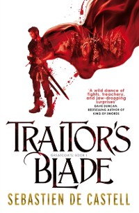 Cover Traitor's Blade