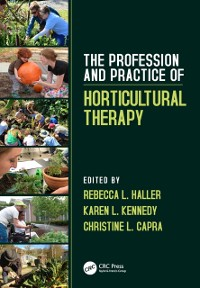 Cover Profession and Practice of Horticultural Therapy