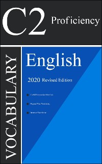 Cover English С2 Proficiency Official Vocabulary 2020 Edition
