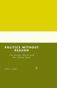 Cover Politics without Reason