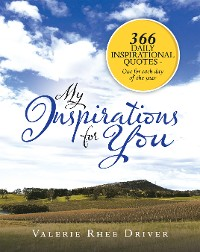 Cover My Inspirations for You