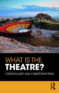 Cover What is the Theatre?