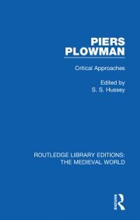 Cover Piers Plowman