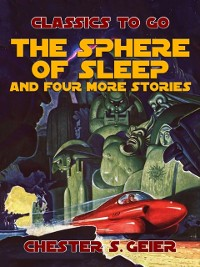 Cover Sphere of Sleep and Four more Stories