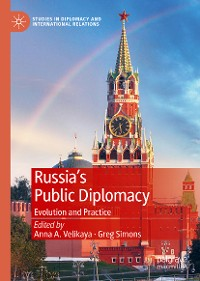 Cover Russia's Public Diplomacy