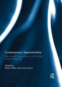 Cover Contemporary Apprenticeship