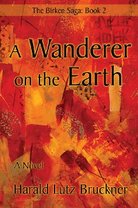 Cover A Wanderer on the Earth
