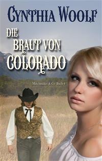 Cover Die Braut von Colorado