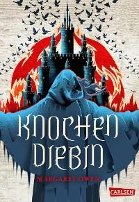 Cover Knochendiebin (Die zwölf Kasten von Sabor 1)