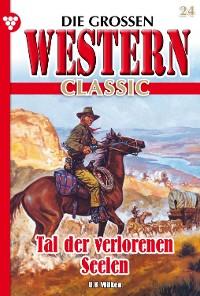 Cover Die großen Western Classic 24 – Western