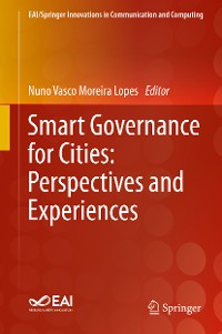 Cover Smart Governance for Cities: Perspectives and Experiences