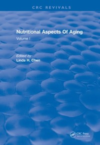 Cover Nutritional Aspects Of Aging