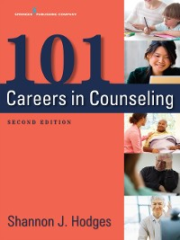 Cover 101 Careers in Counseling