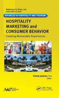 Cover Hospitality Marketing and Consumer Behavior