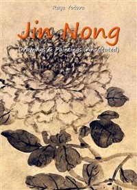 Cover Jin Nong: Drawings & Paintings (Annotated)