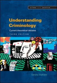 Cover Understanding Criminology