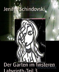 Cover Der Garten im finsteren Labyrinth-Teil 3