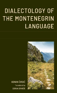 Cover Dialectology of the Montenegrin Language