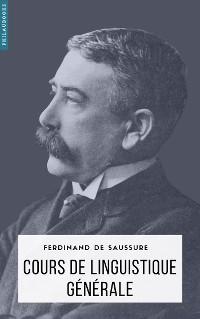 Cover Cours de linguistique générale