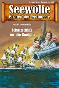 Cover Seewölfe - Piraten der Weltmeere 635