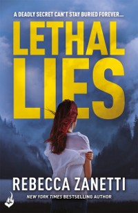 Cover Lethal Lies: Blood Brothers Book 2