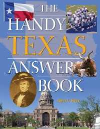 Cover The Handy Texas Answer Book