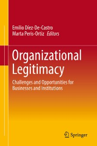 Cover Organizational Legitimacy