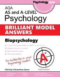 Cover AQA Psychology BRILLIANT MODEL ANSWERS