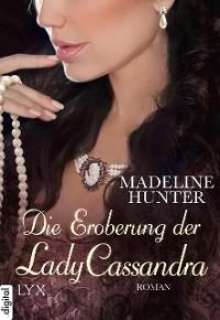 Cover Die Eroberung der Lady Cassandra