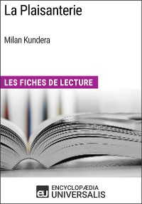 Cover La Plaisanterie de Milan Kundera