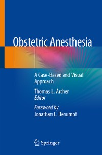 Cover Obstetric Anesthesia