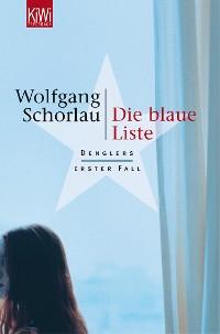 Cover Die blaue Liste