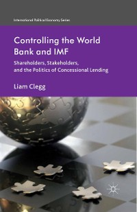 Cover Controlling the World Bank and IMF