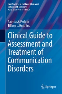 Cover Clinical Guide to Assessment and Treatment of Communication Disorders