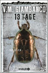 Cover Dreizehn Tage