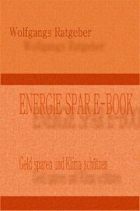 Cover ENERGIE SPAR E-BOOK