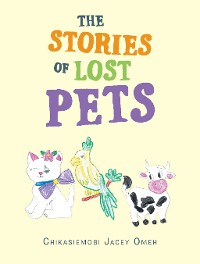 Cover The Stories  of Lost Pets