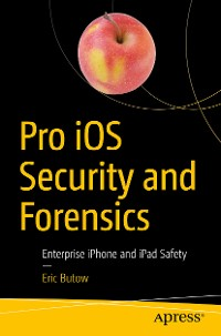 Cover Pro iOS Security and Forensics