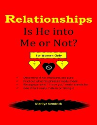 Cover Relationships: Is He Into Me or Not?