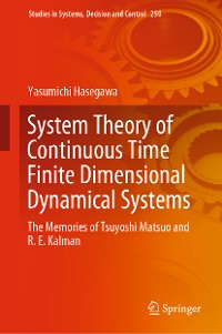 Cover System Theory of Continuous Time Finite Dimensional Dynamical Systems
