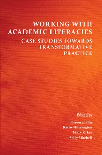 Cover Working with Academic Literacies