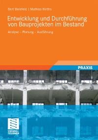 Cover Entwicklung und Durchführung von Bauprojekten im Bestand