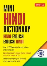 Cover Mini Hindi Dictionary