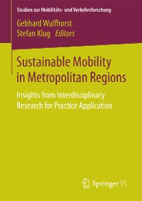 Cover Sustainable Mobility in Metropolitan Regions