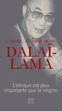 Cover L'appel au monde du Dalaï-Lama