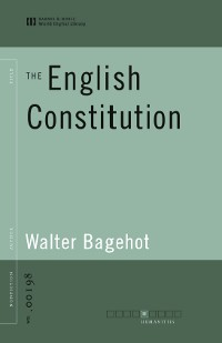 Cover The English Constitution (World Digital Library Edition)