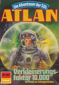 Cover Atlan 623: Verkleinerungsfaktor 10000
