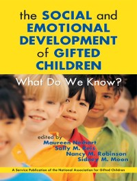 Cover Social and Emotional Development of Gifted Children