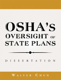 Cover Osha's Oversight of State Plans