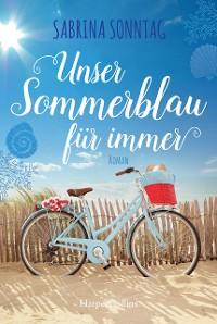 Cover Unser Sommerblau für immer